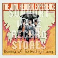 Hendrix, Jimi: Burning of the midnight lamp (mono ep)
