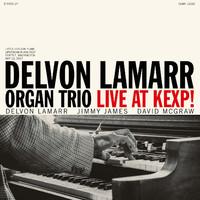 Delvon Lamarr Organ Trio: Live at kexp!