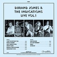 Durand Jones & The Indications: Durand Jones & The Indications live