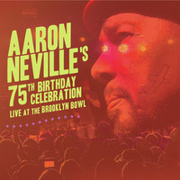 Neville, Aaron: Aaron Neville's 75th birthday celebration live at the Brooklyn Bowl