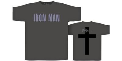 Iommi, Tony: Iron Man