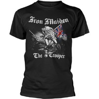Iron Maiden: Sketched Trooper