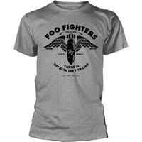 Foo Fighters: Stencil grey