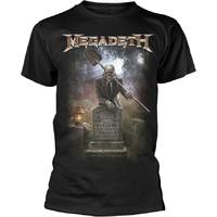 Megadeth: 35 years graveyard