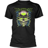 Megadeth: 35 years h/phones skull