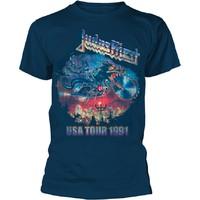 Judas Priest: Painkiller us tour 91