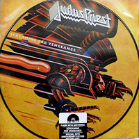 Judas Priest : Screaming For Vengeance -picture disc-