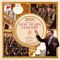 Wiener Philharmoniker : New year's concert 2019