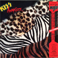 Kiss : Animalize