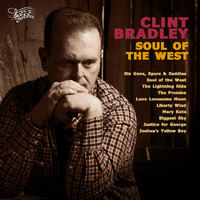 Bradley, Clint: Soul of the west