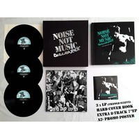 Discharge: Noise Not Music