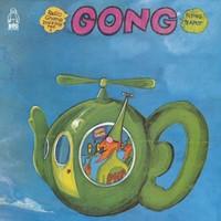 Gong: Flying teapot