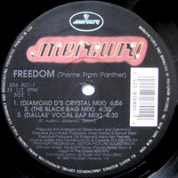 V/A: Freedom (Theme From Panther)