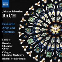 Bach, Johann Sebastian: Favourite arias  choruses