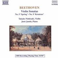 Beethoven, Ludwig van: Violin sonatas 5 & 9