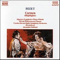 Bizet, Georges: Carmen hl