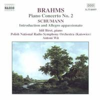 Brahms, Johannes: Piano concerto 2