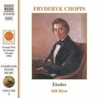 Chopin, Frederic: Etudes - piano music vol 2