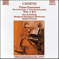 Chopin, Frederic: Piano concertos 1 & 2
