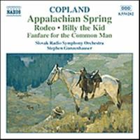 Copland, Aaron: Rodeo
