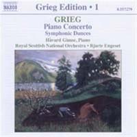 Grieg, Edvard: Piano concerto