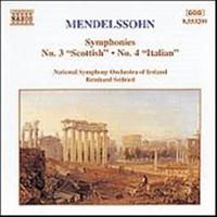 Mendelssohn, Felix: Symphonies 3 & 4
