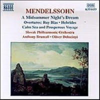 Mendelssohn, Felix: Midsummer nights dream