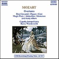 Mozart, Wolfgang Amadeus: Overtures