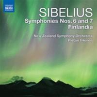 Sibelius, Jean: Symphonies nos 6  7 / finlandia