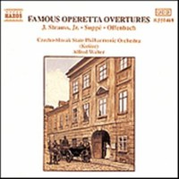 Various Composers: Famous operetta overtures