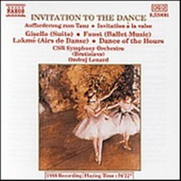 Various Composers: Invitation to dance