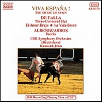 Various Composers: Music of spain