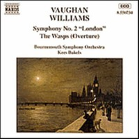 Vaughan Williams, Ralph: Symphony no 2