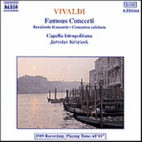 Vivaldi, Antonio: Famous concertos