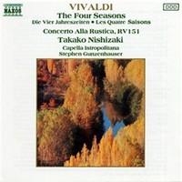 Vivaldi, Antonio: Four seasons