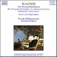 Wagner, Richard: The flying dutchman (orchestral highlights)