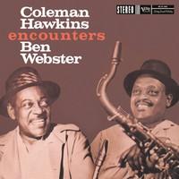 Webster, Ben: Coleman Hawkins Encounters Ben Webster