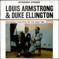 Armstrong, Louis / Ellington, Duke : Recording Together For The First Time