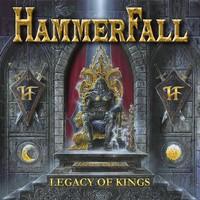 Hammerfall : Legacy of kings