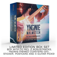 Malmsteen, Yngwie: Blue Lightning