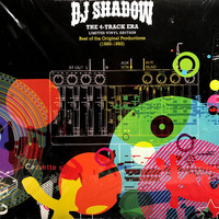 DJ Shadow: The 4-Track Era (Best Of The Original Productions (1990-1992))