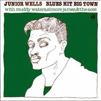 James, Elmore: Blues Hit Big Town