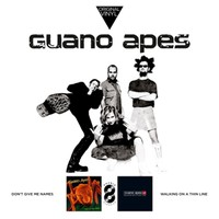 Guano apes: Don't Give Me Names + Walking On a Thin Line