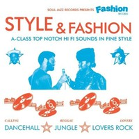 V/A: Fashion Records: Style & Fashion / Souljazz Presents