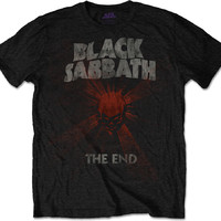 Black Sabbath: The End Skull Shine
