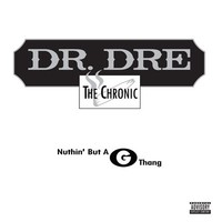 Dr. Dre: Nuthin' But A 'G' Thang