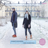 Schumann, Robert: Violin Sonatas