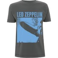 Led Zeppelin: Lz1 blue cover