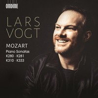 Mozart, W. A.: Piano sonatas k280, k281, k310 & k333