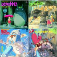 Soundtrack: Studio Ghibli box